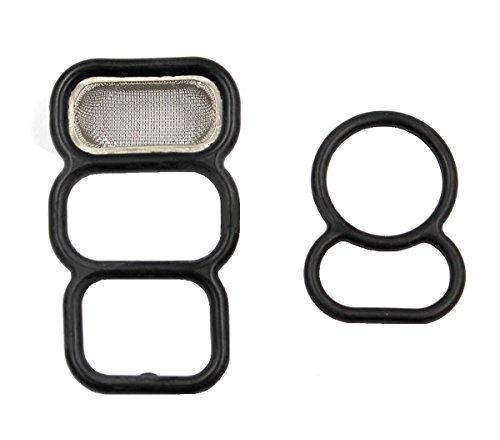 GooDeal Upper Lower Spool Valve VTEC Solenoid Gasket for Honda 94-02 Accord 4 Cylinder