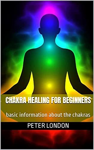 CHAKRA HEALING FOR BEGINNERS: basic information about the chakras (English Edition)