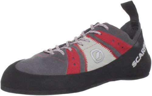Scarpa Men's Helix Climbing Shoe,Smoke,45 EU/11.5 M US