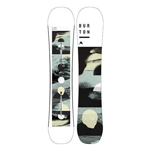 Burton Flight - Tabla de snowboard para hombre, talla 152, color verde