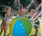 Loisleila Gonflable Boules d'eau pulvérisateur arroseur Enfants été Jouets en Plein air pour Plage Jardin Piscine