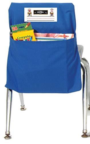 Sitz Sack, klein, 30,5cm blau Sitz Sack