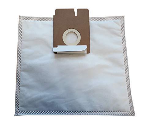 Sac aspirateur Hoover Freespace Evo - alternative pour réf Hoover H69 et H71 - La pochette de 5 sacs microfibre