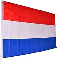 Unbekannt Nederlandse vlag Nederlandse nationale vlag Holland 150 x 90 cm