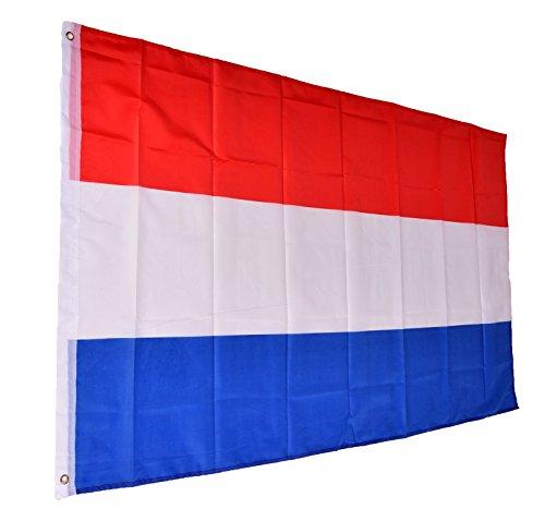 Unbekannt Niederlande Fahne niederländische National Flagge Holland 150 x 90 cm