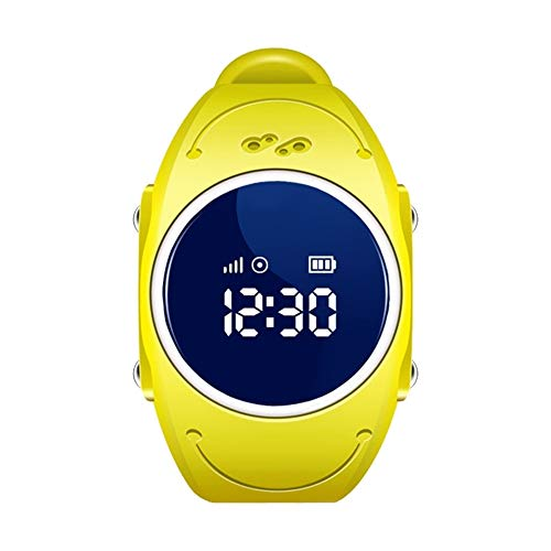 Great Price! Kids Smart Watch,IP68 Wateproof Children Smart Phone Watch with WiFi GPS SOS Timer Alar...