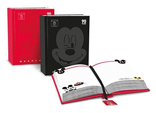 Pigna Monocromo Evento Mickey 90 Diario Scolastico