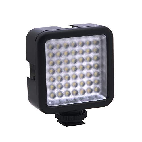 LED lamp voor camera DSLR spiegelreflex verlichting 49x LED / HaverCo