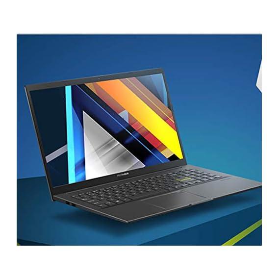 Asus Vivobook Ultra K15(Intel? Core??i7-1165G7/NVIDIA? GeForce? MX330 2GB/1TB HDD+256GB SSD/8GB/15.6?FHD/Windows 10 + Office H & S 2019/Indie Black/1Y K513EP-EJ702TS
