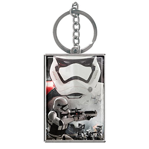 Star Wars 7 The Force Awakens STORMTROOPERS 3D Schlüsselanhänger Keychain