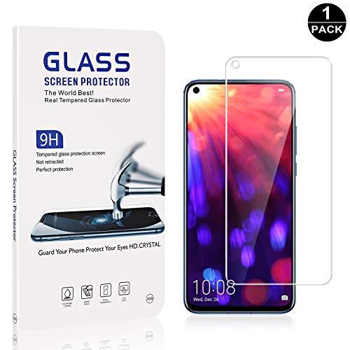 Bear Village® Verre Trempé pour Huawei Nova 4, Sans Bulles, Ultra Transparent, 3D Touch Protection en Verre Trempé Écran pour Huawei Nova 4, 1 Pièces