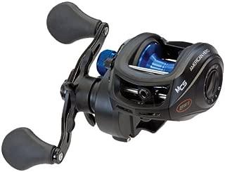 Lew's Fishing American Heroes Speed Spool Baitcast Reel (Boxed Pack), 7.2 oz./120 yd./12 lb./6.4:1