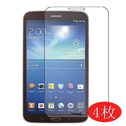 Vaxson 4 Stück Schutzfolie kompatibel mit Samsung Galaxy Tab 3 SM-T310 / T311 / T315 8