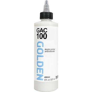 8 Oz Acrylic Series Gac 100 Paint Bottle