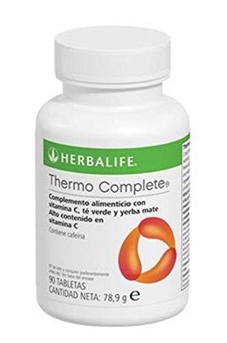Herbalife Thermo Complete - ayuda a reducir la fatiga - 90 tabletas