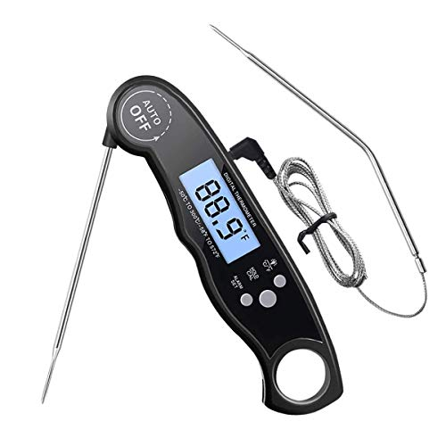 meat thermometer leave in digital - 1
