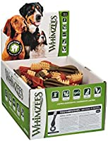 Whimzees Dental Treat for Dogs, 75 count, Medium