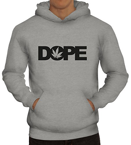 Shirtstreet24, Dope Cannabis, Hanf Blatt...