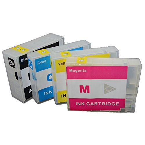 Nachfüll Patronen Fill In für Canon MAXIFY MB5050 MB5150 MB5155 MB5450 MB5455 IB405 PGI-2500 CISS Autoreset