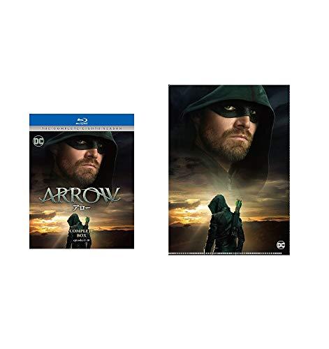 【Amazon.co.jp限定】ARROW/アロー ファイナル・シーズン ブルーレイ コンプリート・ボックス (3枚組)(オリジナルA4クリアファイル付) [Blu-ray]