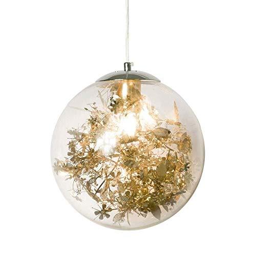 Kroonluchter LED keuken restaurant bar schuur magazijn plafondlamp Nordic glas enkele kop hanglamp persoonlijkheid postmodern lak Scrub Craft Light I