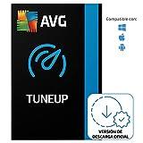 AVG TuneUp - Elimina los archivos basura y acelera el sistema operativo | 10 Dispositivo | 1 Año | PC/Mac | Código de activación enviado por email