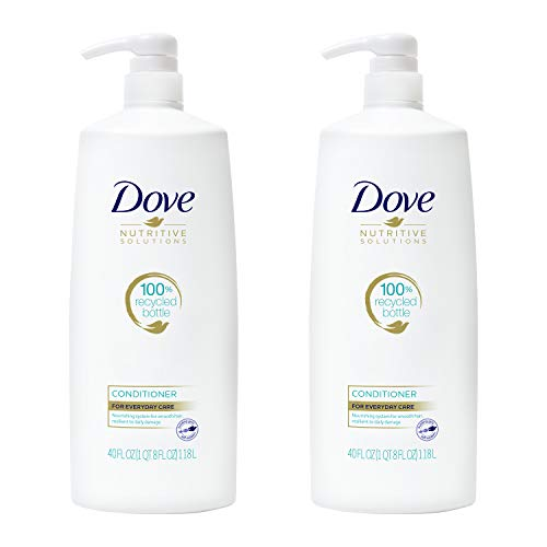 Dove Nutritive Solutions Moisturizing Conditioner for Normal to Dry Hair...