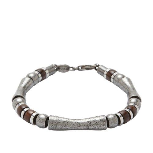Fossil Herren-Armband Edelstahl JF87221040