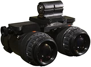 Posterazzi PSTTMO100919MLARGE AN/AVS-6 night vision goggles used by the military Poster Print 34 x 23