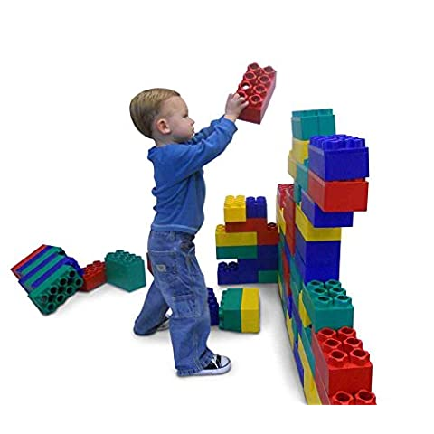 48pc Jumbo Blocks - Learner Set (Made in the USA) - Sale: $76.49 USD (15% off)