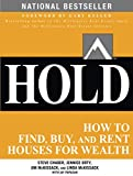 HOLD real estate book.