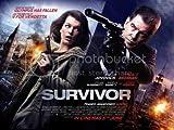 Survivor – Pierce Brosnan – Wall Poster Print - A3 Size
