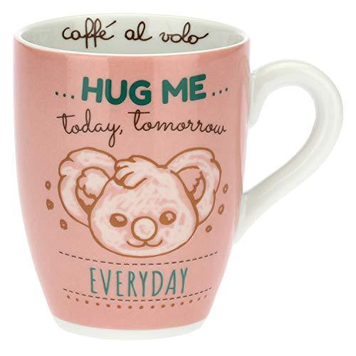 THUN -Tasse mit Koala - Hug Me Today, Tomorrow, Everyday