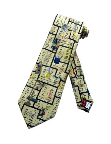 Chemistry Science Necktie