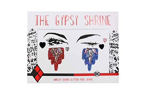 The Gypsy Shrine Harley Quinn Face Jewels