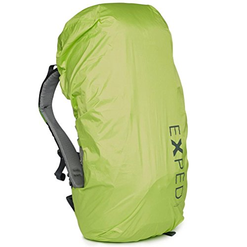 EXPED RAINCOVER BACKPACK LIME (MEDIUM/40L)