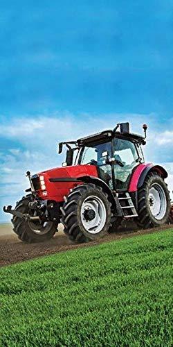 Trecker Traktor Duschtuch Badetuch Handtuch Strandtuch 70 x 140cm