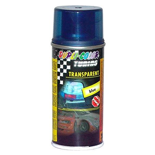 Dupli-Color 648892 Tuning und Universal Spray 150 ml, Transparent Blau