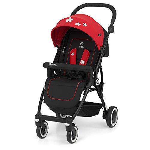 Kiddy 4602FUS121Urban Star 1- Cochecito de paseo rojo rojo