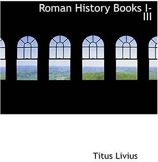 Roman History Books I-III