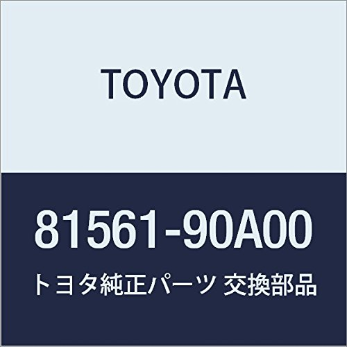 Toyota 81561-90A00 Combination Lamp Lens