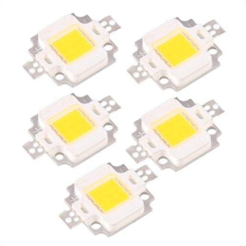CroLED 5 LED IC LAMPADINA BIANCO CALDO 10 WATT 3200K 800LM 9-12V