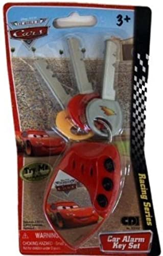 Disney Car Alarm Key Set - Cars by Disney