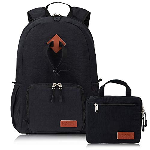 Homfu 30L Lightweight Foldable Hiking Backpack For Men & Women Outdoor Packable Travel Daypack