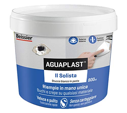 Aguaplast Il Solsta - Pasta de 4 litros