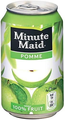 minute maid pomme leclerc