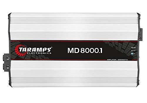 Taramp's MD 8000.1 2 Ohms 8000 Watts Class D Full Range Mono Amplifier
