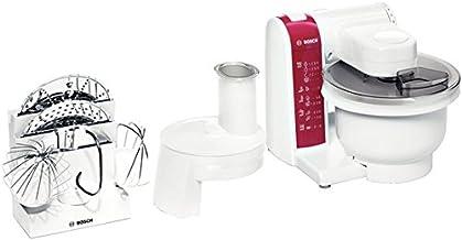 Bosch MU4825 - Robot de cocina (bol de plástico, 600 W) con picador, rallador y DVD de recetas interactivo [importado de Alemania]