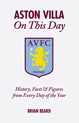 Aston Villa on This Day History Facts Figures from Every Day of the Year