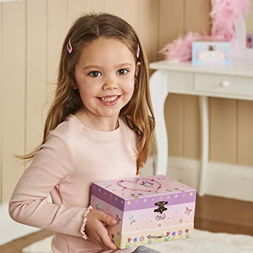 Fee Schmuckkästchen – Rosa Spieluhr für Kinder – Lucy Locket - 6